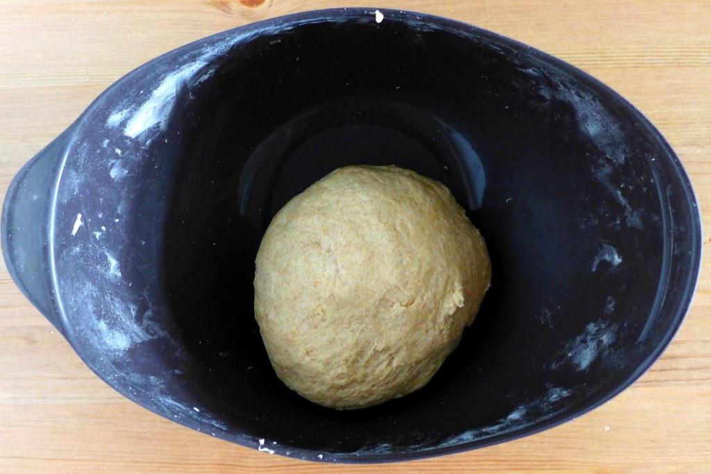knead into a soft ball
