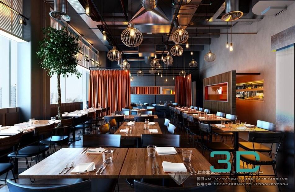 Restaurant dmili d mili download model free