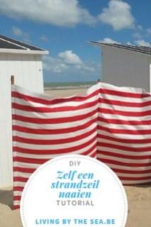 Zelf een strandzeil naaien