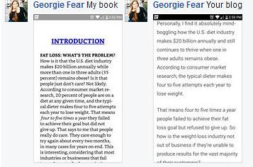 cite your sources said georgie fear