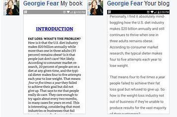cite your sources said georgie fear