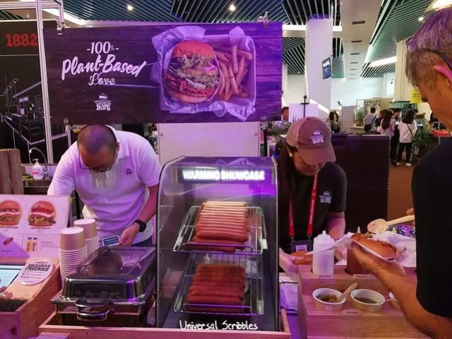 CoffeeFest 2017 Food