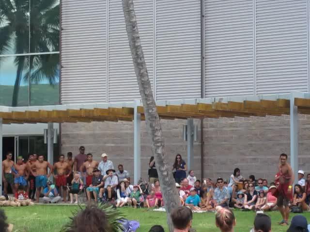 Heiva i Vaihi Tahitian Sports Competition