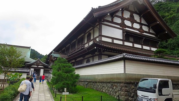Kenchoji Temple built 1253 Japan