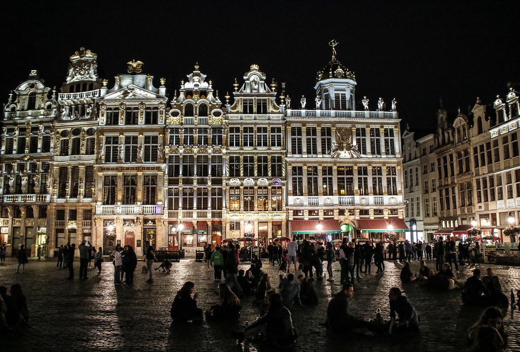Grand Place di Bruxelles