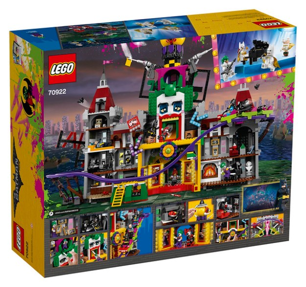 70922 The Joker Manor - 17