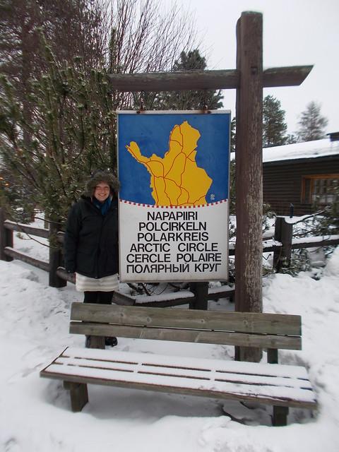 Rovaniemi - poolcirkel (2)