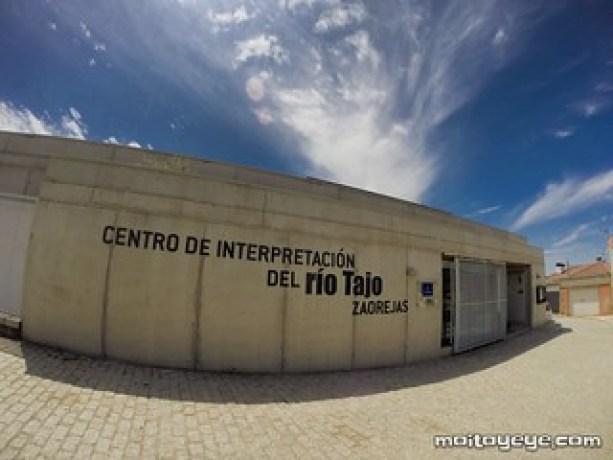 Centro de interpretación de rio Tajo, Zaorejas.