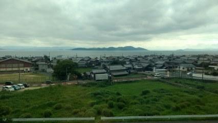 Train: Kanazawa - Kyoto