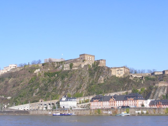 Picture from Koblenz, Germany