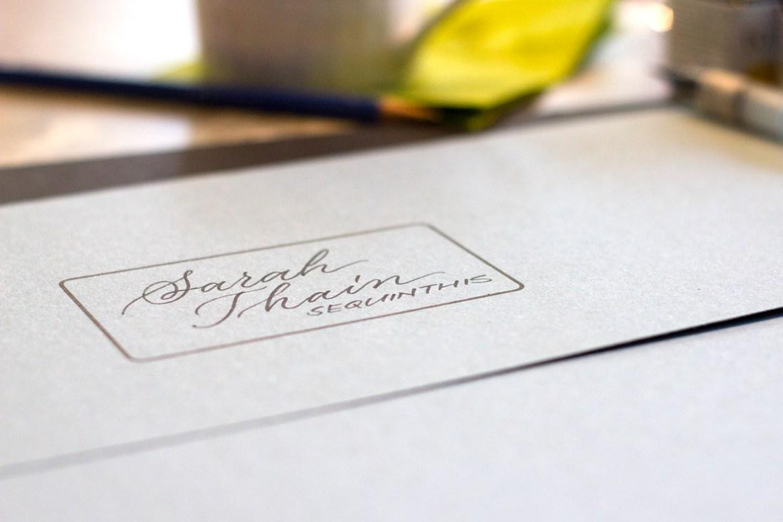 Artsynibs Calligraphy Workshop - Brush Lettering