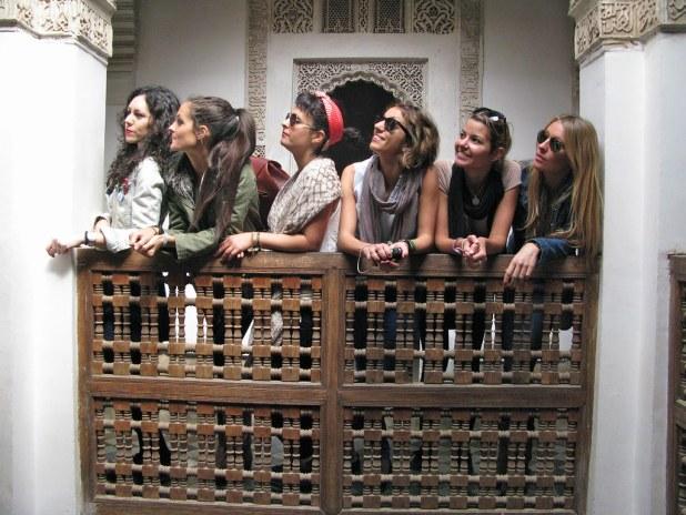 3 días en Marrakech