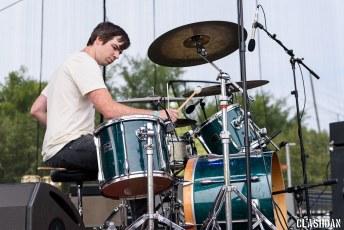 Jenny Besetzt @ Hopscotch Music Festival, Raleigh NC 2017