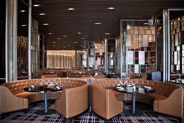 Asia Restaurant Interior-1