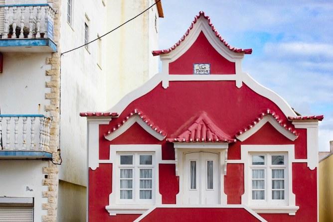 Aveiro/Costa Nova Portugali