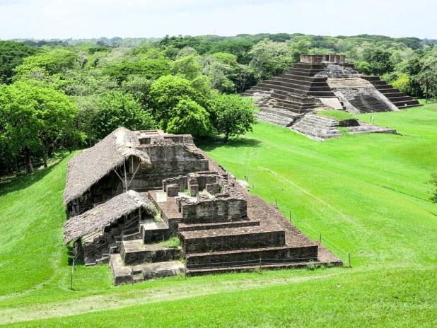 Zona arqueológica de Comalcalco