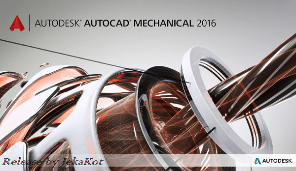 Phần mềm autocad mechanical 2016 full crack