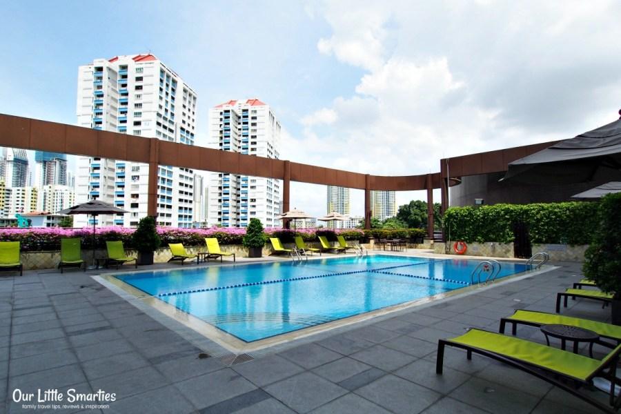 Holiday Inn Singapore Atrium