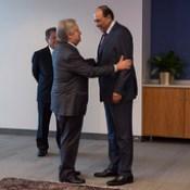 Secretary-General Meets Deputy Prime Minister of Kuwait.