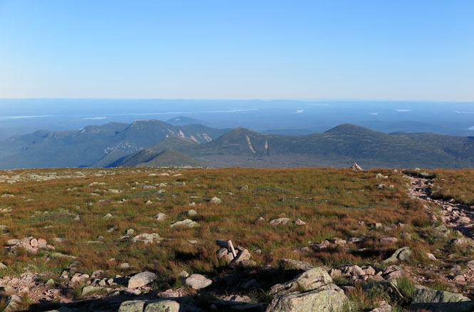 Katahdin Saddle Trail
