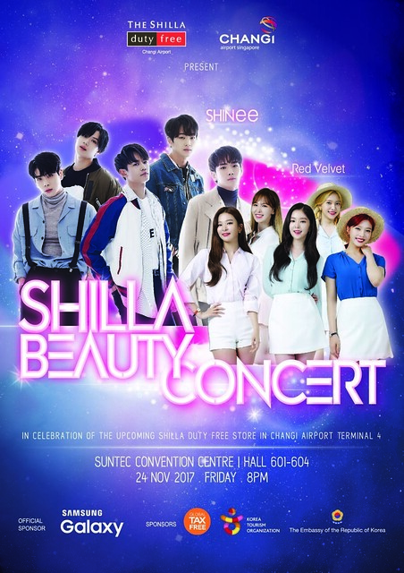 Shilla Beauty Concert