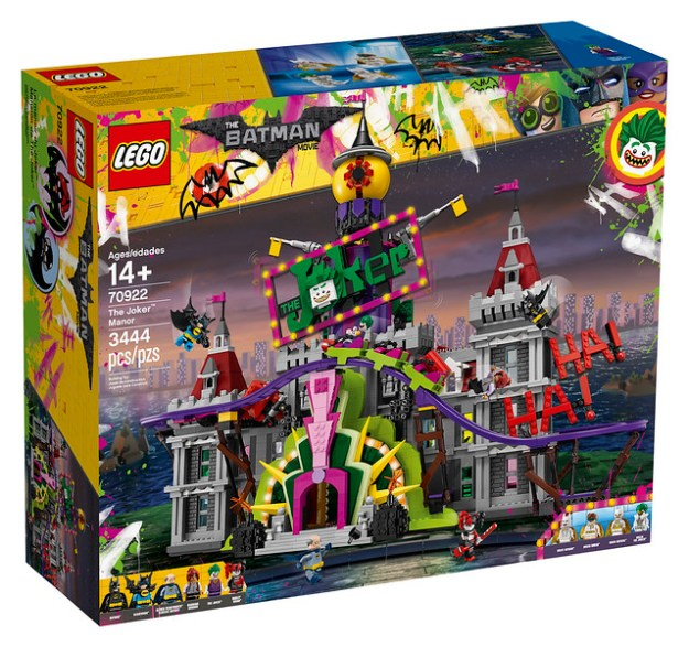 70922 The Joker Manor - 01