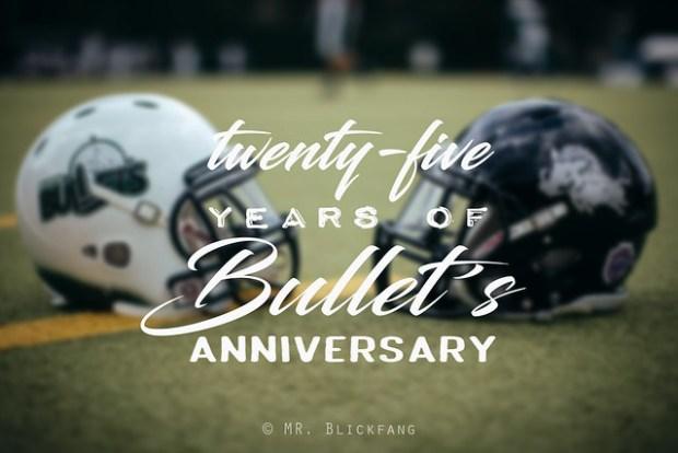 25 Jahre Berlin Bullets ©Mr Blickfang