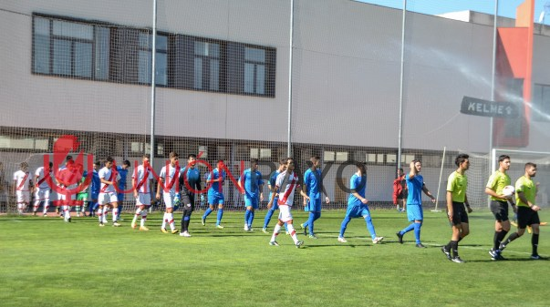 Rayo B 2-0 RSD Alcalá