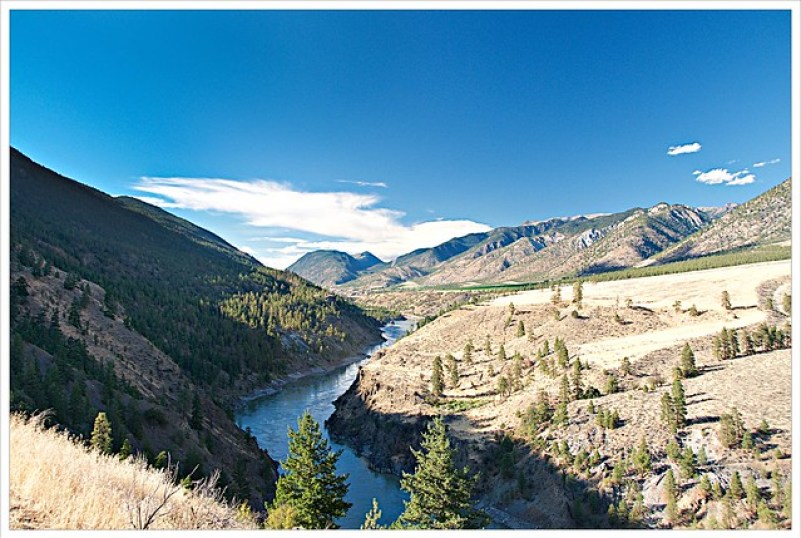 The Mighty Fraser River