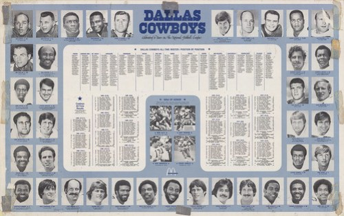 Dallas Cowboys 1979 Poster Back 300dpi FlickrFormat