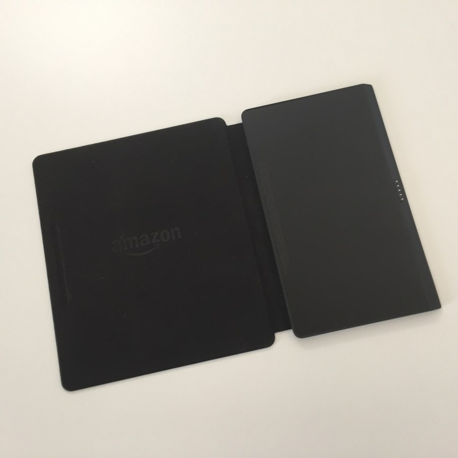 20170827 Test de la liseuse électronique Kindle OASIS Amazon 9