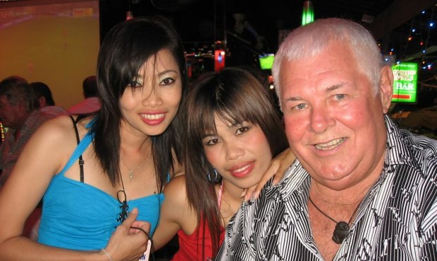 Three Thailand trips