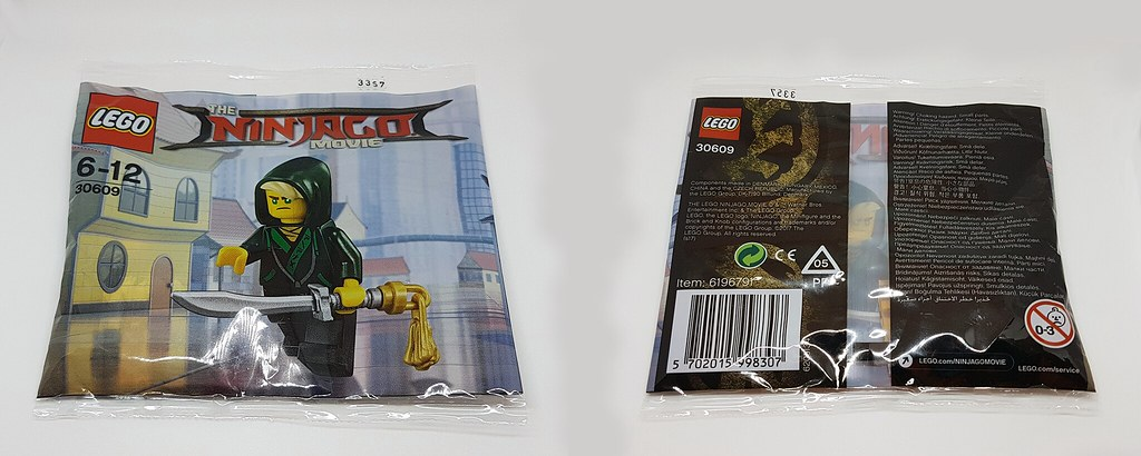 30609 Lloyd polybag - packaging