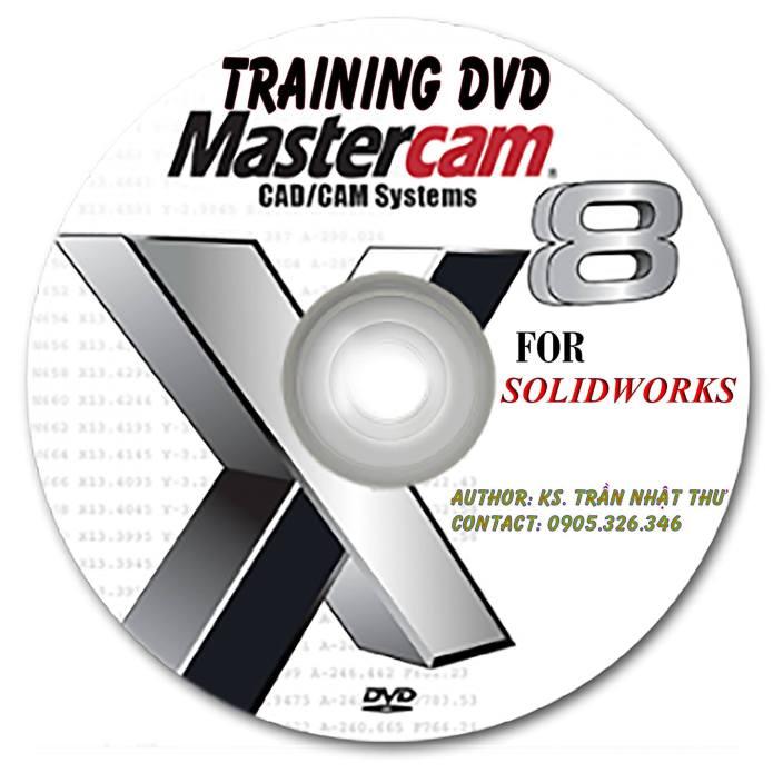 Đào tạo mastercam X8 for solidworks 2014