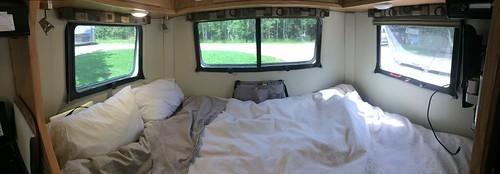 Escape Trailer Bed