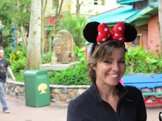 Paseo por Disney