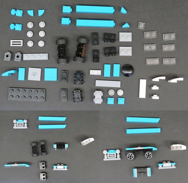micro cadillac elle a tout d 39 une grande hellobricks blog lego. Black Bedroom Furniture Sets. Home Design Ideas