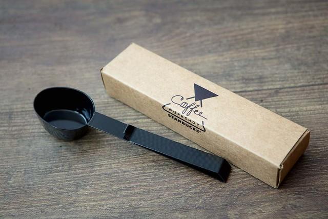 Starbucks Coffee Workshop Gift_Scoop