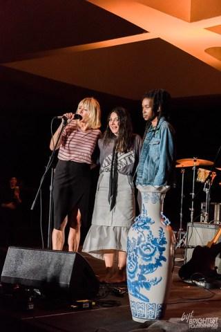 Concert for Yoko Ono, Washington and the World