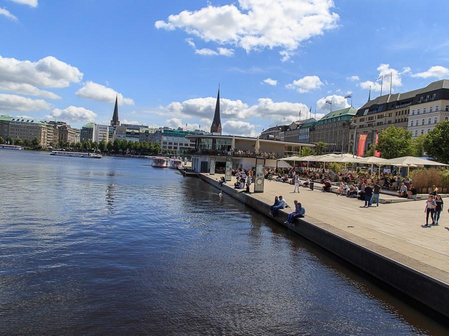 Straatnamen in Hamburg | foto Travelswiss1