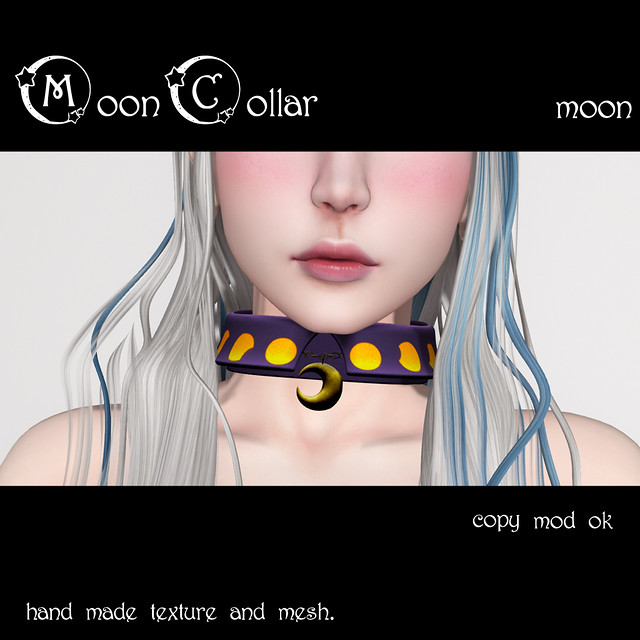 *NAMINOKE*Moon Collar