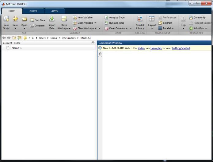 Sử dụng Phần mềm MATLAB R2013b full