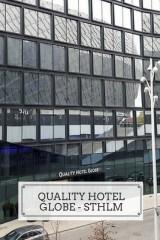 Quality Hotel Globe - Stockholm