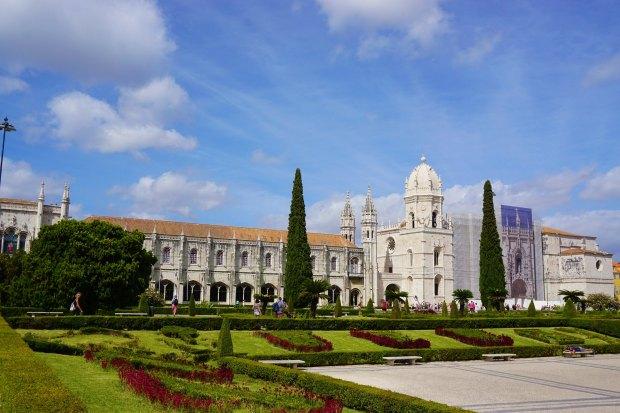 Jerónimos Monastery in Belém