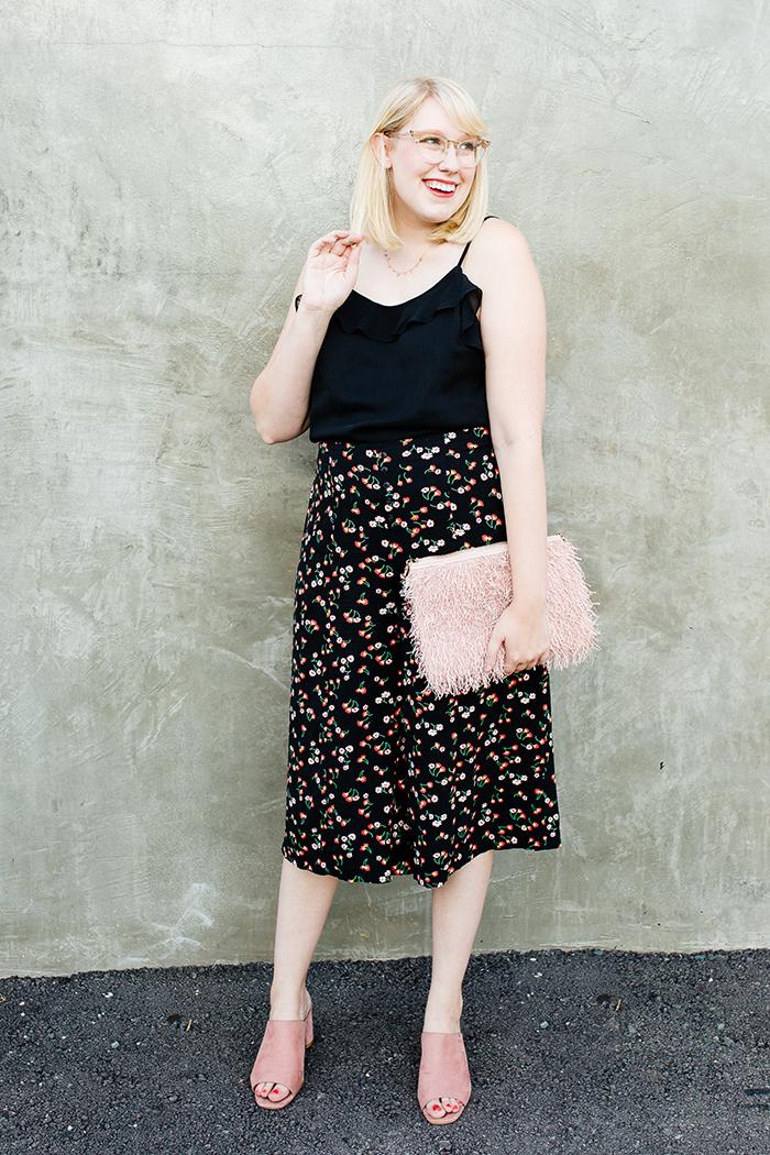 austin fashion blog writes like a girl black floral culottes16