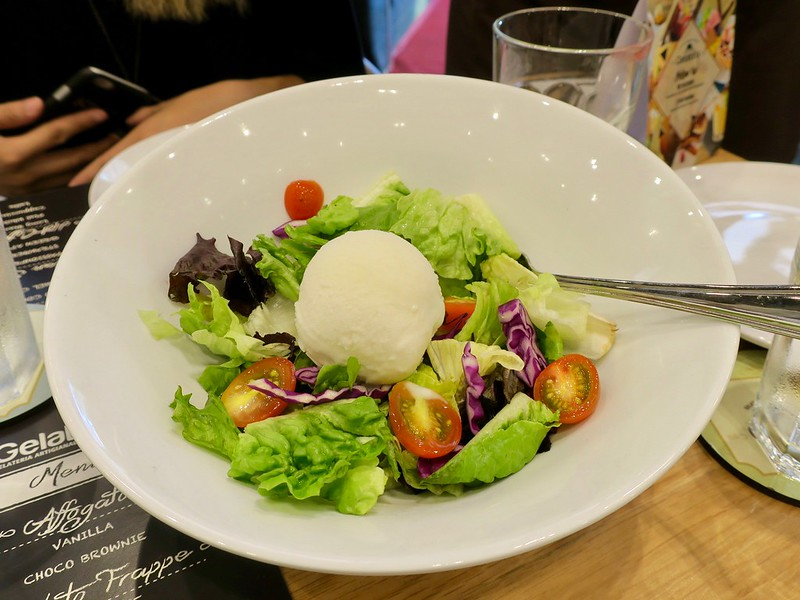 ice cream salad