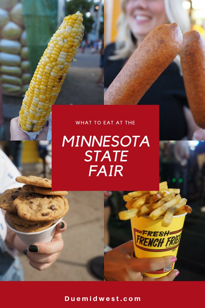 Due Midwest Guide to Food at the MN State Fair