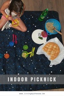 Indoor picknick