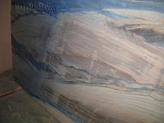 Azul bochira Quartzite Countertop Slabs