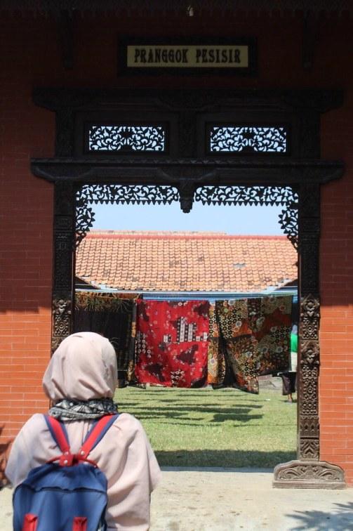Batik tulis failasuf pekalongan